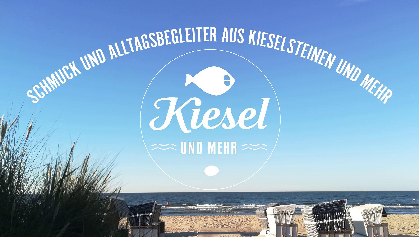"""Unikatschmuck """"Kiesel und Mehr"""""""